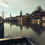 Novotel Zürich City West Foto