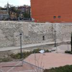 muralla islámica