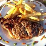 Steak sandwich for $129p!