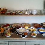 Buffet de desserts, miam, miam!
