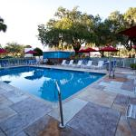 Days Inn Port Charlotte Pool Large and Relaxing