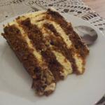 honey and cinnamon cake