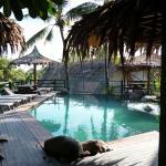 King Solomon pool area