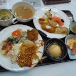 夕食1(新春バイキング)