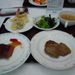 夕食2(新春バイキング)