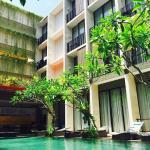 Hotel Terrace At Kuta Foto