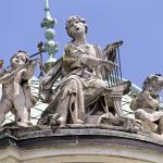 Rijeka, il Teatro vicino al Mercato Centrale