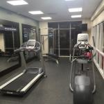 Exercise Room - Hampton Inn, London ON