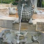Lion Fountain Foto