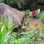 Village in Mount Gahavisuka National Park