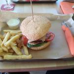 Chacho Fresh Burger Photo