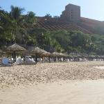Playa Vista Hermosa Foto