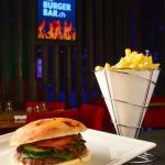 Burger in der BurgerBar