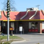 The First Mc Donald's in Alpena on Chisholm Street