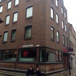 Photo de Tune Hotel - London, Liverpool Street