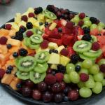 Some of our catering offerings.