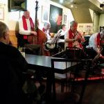 Wessex New Orleans Jazz Band at Cafe Jazz 22Dec2015