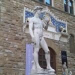 David Statue visit in Florence