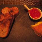 William: Fois gras de canard with Gilles's tomato conserve at 7eme Sens