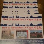 Photo de Bed and Breakfast A Casa di Lia -Home in Rome