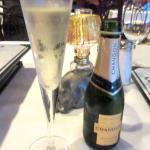 Champagne, Mortons the Steakahouse, Sacramento, Ca