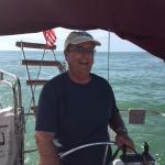 Steering vessel