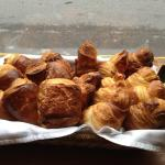 House made Croissants