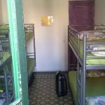 Habitación de tres literas
