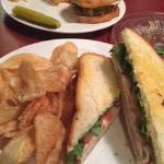 Sandwich with great bread