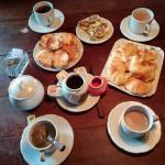 Desayuno para 4 personas