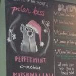 Loved December's Polar Kiss Latte