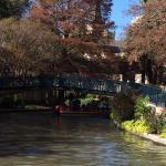 San Antonio River Foto