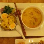 Must try fish noodle