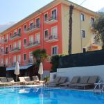Hotel Garni Diana a Malcesine con piscina