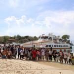 Marina Srikandi 11 in Lembongan