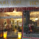 Carlton Hotel Budapest Foto