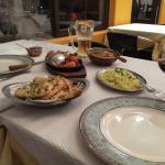 heerlijk Indiaas eten, alles vers. tandoori en curry.