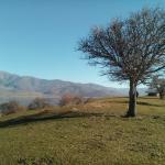 A sunny day in Agios Achilleios island