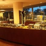 Queen's Court Restaurant Foto