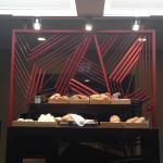 Colazione angolo del pane