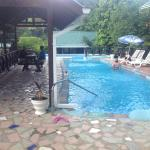 Pool at JJ's Paradise Hotel