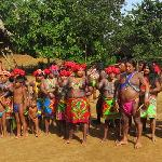 Embera Indian tribe