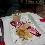 Diner's desert