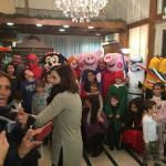 26 Dicembre 2015 mascotte & Ospiti