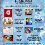 Holiday Break Art Camp