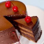 Nuestro producto mas vendido: Torta Humeda de Chocolate