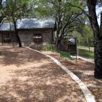 Chanticleer Log Cabin