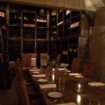 Wine cellar - no atmosphere or ambiance