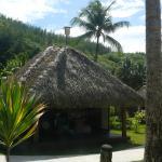 Un bungalow premium vue lagon