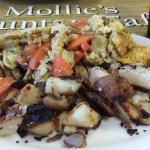 Mollie's Country cafe!